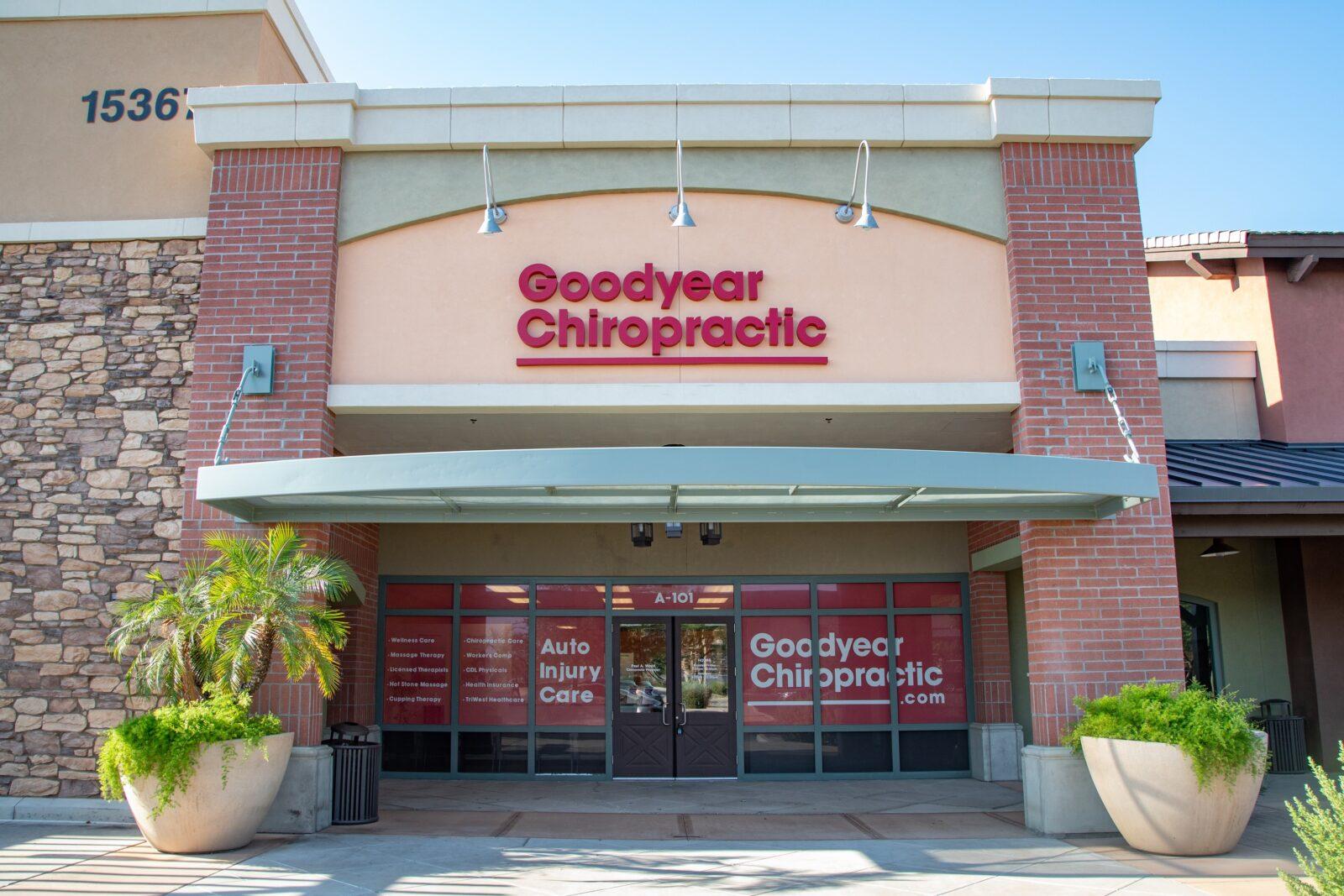 Dr Legg Chiropractor Surprise AZ